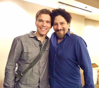 Scott Helton and David Wolfe