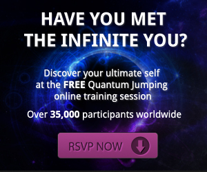 The famous Quantum Jumping Meditation Downloads