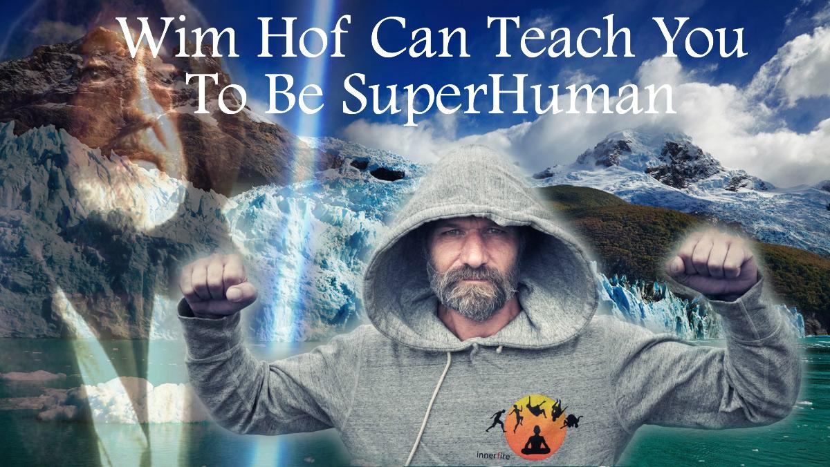 be super human